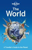 Omslag van 'Lonely Planet the World'