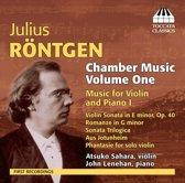Rontgen: Chamber Music Vol.1