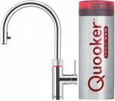 Quooker Flex Kokendwaterkraan met PRO3-VAQ Reservoir 3XCHR, chroom