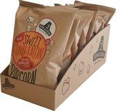 John Altman biologische Sweet Cinnamon popcorn- 8 STUKS