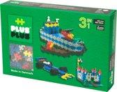 Plus-Plus Mini Basic 3-in-1, 480 stuks - Constructie blokken