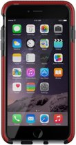 Tech21 Evo Mesh iPhone 6/6S Plus - Smokey/Red