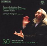 Bach - Cantatas 30