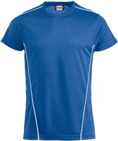 Ice Sport-T polyester 150 g/m² kobalt/wit m