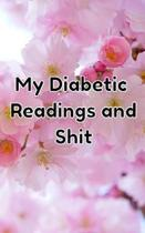 My Diabetic Readings and Shit: Record 2 Years of Glucose, Food and More.
