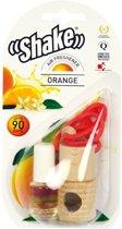 Shake Luchtverfrisser Orange + Navulling 2 X 4,5 Ml