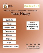 Texas History Grades 5-8