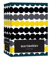 Marimekko postcard box: 100 postcards