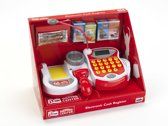 Speelgoed Kassa met scanner en weegschaal