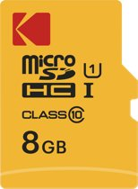 Emtec flashgeheugens Micro SDHC 8GB