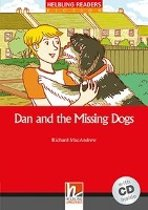 Dan and the Missing Dogs, mit 1 Audio-CD. Level 2 (A1/A2)