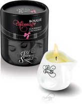Plaisirs Secrets Massagekaars Grenadine - 80 ml