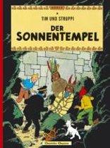 Kuifje vreemdtalig De zonnetempel (Duits)