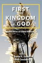 First the Kingdom of God