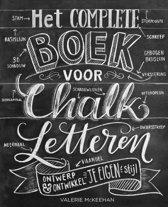 Het complete boek voor chalk letteren