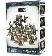 Warhammer 40,000 Xenos Orks Start Collecting Set