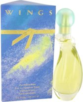 Giorgio Beverly Hills Wings 90 ml - Eau De Toilette Spray Damesparfum
