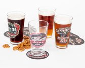Harley-Davidson Roadhouse Brew Pub Bier Glas Set
