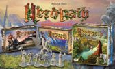 Heropath bordspel incl Fire & Light + With Allies uitbreidingen
