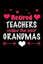 Retired Teachers Make the Best Grandmas