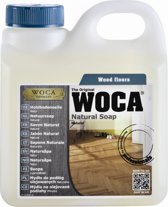 Woca Natuurzeep Naturel - 0,25 Liter