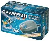 Luchtpomp Crawfish 2300