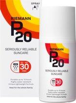 P20 - SPF 30 - 200 ml - Zonnebrandcrème - Spray