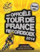 Het officiele Tour de France-recordboek 2014