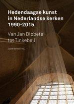 Hedendaagse kunst in Nederlandse kerken 1990-2015