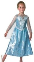 Disney Frozen Elsa Musical and Light Up - Kostuum Kind - Maat 128/140