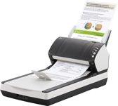 Fujitsu fi-7240 600 x 600 DPI Flatbed & ADF scanner Zwart, Wit A4