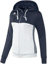 Adidas T16 Hoody Women Navy - Maat: xx-small