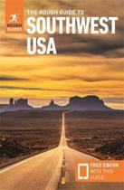 The Rough Guide to the Southwest USA (Travel Guide with Free eBook)