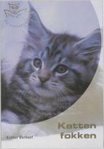 Boek cover Katten fokken van Esther Verhoef