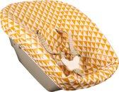 UKJE.NL Geplastificeerde hoes voor newborn set Stokke TrippTrapp - Retro geel ♥