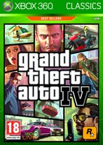 Grand Theft Auto IV (GTA IV) - Compatible met Xbox One