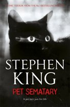 Boek cover Pet Sematary van Stephen King (Paperback)