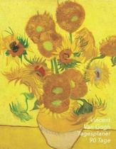 Vincent Van Gogh Tagesplaner 90 Tage
