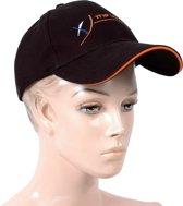 X2 - Cap - Unisex - Maat One size - Zwart