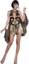 Luxe Egyptische koningin kostuum voor vrouwen  - Verkleedkleding - XS