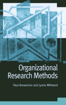 Organizational Research Methods