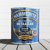 Hammerite Hoogglans Standblauw S028 250ML