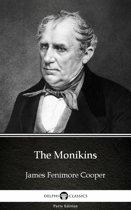 The Monikins by James Fenimore Cooper - Delphi Classics (Illustrated)