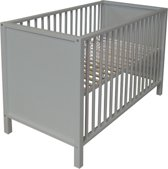 Quax Bed-bank/Meegroeibed Nordic Griffin Grey
