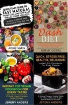 DASH Diet & Instant Pot Box Set