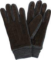 Leren Handschoenen - Warme handschoenen - Bruine handschoenen