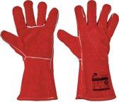 Handschoen Las/straal Pugnax Kevlar maat 10 - 2 paar