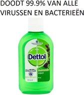 Dettol Desinfecterende Vloeistof - 250ML