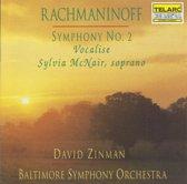 Rachmaninoff: Symphony no 2, etc / Zinman, Baltimore SO