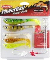 Berkley Powerbait Vertical Fishing Pro Pack - Shad - Assorti